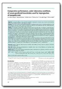 Bulletin of the World Health Organizatio... by Jean-Marc Hougard