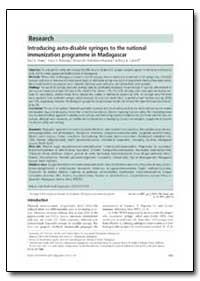 Bulletin of the World Health Organizatio... by Paul K. Drain