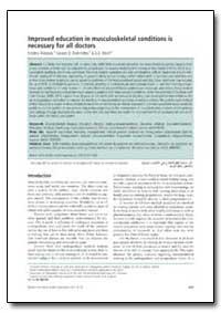 Bulletin of the World Health Organizatio... by Kristina Akesson