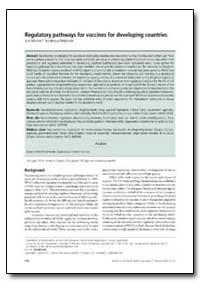 Bulletin of the World Health Organizatio... by Julie Milstien