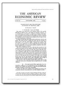 Bulletin of the World Health Organizatio... by Ken Nzth J. Arrow