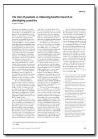 Bulletin of the World Health Organizatio... by Hooman Momen