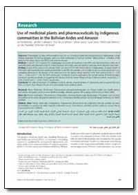 Bulletin of the World Health Organizatio... by Ina Vandebroek