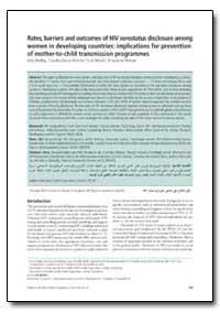 Bulletin of the World Health Organizatio... by Amy Medley