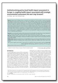 Bulletin of the World Health Organizatio... by John Wright