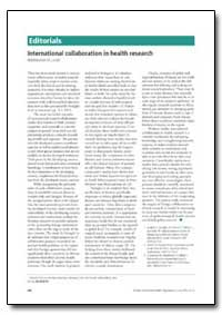 Bulletin of the World Health Organizatio... by Adetokunbo Lucas