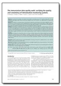 Bulletin of the World Health Organizatio... by O. Ronveaux