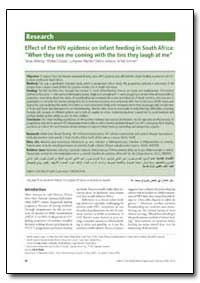 Bulletin of the World Health Organizatio... by Tanya Doherty