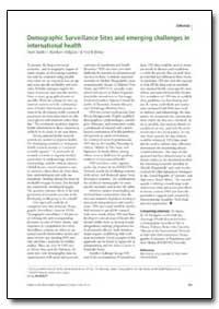 Bulletin of the World Health Organizatio... by Frank Baiden