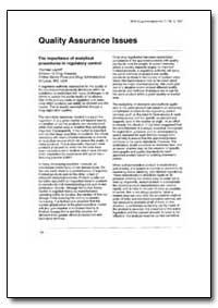 World Health Organization Drug Informati... by Thomas Layloff