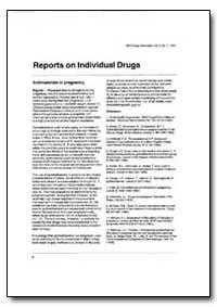 World Health Organization Drug Informati... by World Health Organization