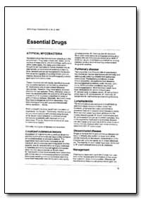 World Health Organization Drug Informati... by World Health Organization