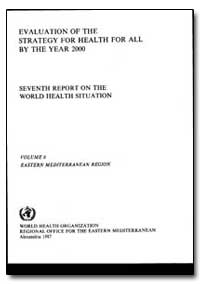 World Health Organization : (Emro) Regio... by Hussein A. Gezairy, Dr.