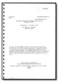 World Health Organization : (Emro) Regio... by Richard C. Balance, Dr.