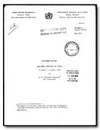 World Health Organization : (Emro) Regio... by W. Ferguson Anderson, Dr.