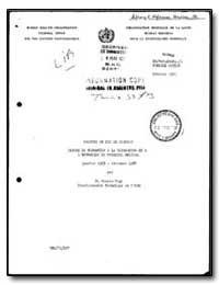 World Health Organization : (Emro) Regio... by M. Pierre Vogt
