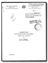World Health Organization : (Emro) Regio... by M. H. Mahmoud, Dr.