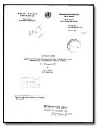 World Health Organization : (Emro) Regio... by L. Rey, Dr.