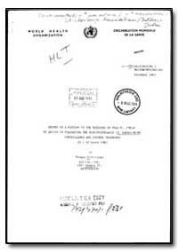 World Health Organization : (Emro) Regio... by Fergus S. Mccullough