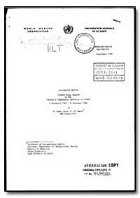 World Health Organization : (Emro) Regio... by Gamal Hosni F. El Samra, Dr.