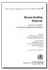 World Health Organization : (Emro) Regio... by J. K. Harfouche, M. D., Ph. D.