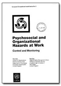 European Occupational Health Series : Ye... by Control and Monitoring