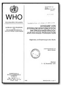 European Occupational Health Series : Ye... by W. Heckmann