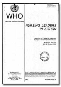 European Occupational Health Series : Ye... by Barbara Schwochert