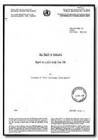 European Occupational Health Series : Ye... by V. Vrbic