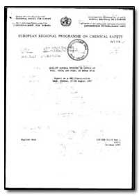 European Occupational Health Series : Ye... by J. Carle