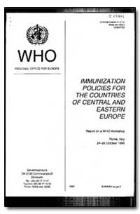 European Occupational Health Series : 19... by World Health Organization