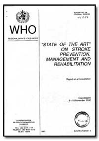 European Occupational Health Series : 19... by M. S. Tsechkovski, Dr.
