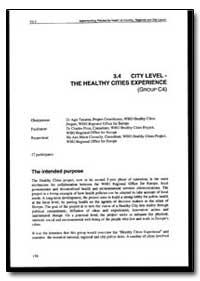 European Occupational Health Series : 19... by Agis Tsouros, Dr.