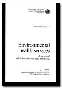 European Occupational Health Series : Pu... by Robert B. Dean