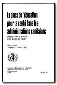 European Occupational Health Series : Wo... by World Health Organization