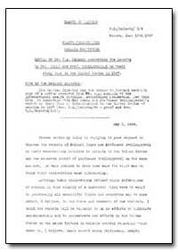 Historical : Health Organisation, Malari... by J. A Ferrelle, Dr.
