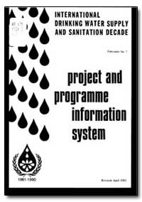 World Health Organization : Year 1984, 2... by Global Promotion and Cooperation for Water Supply ...