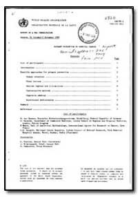 World Health Organization : Year 1985-86... by H. Zur Bausen
