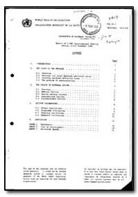 World Health Organization : Year 1985-86... by M. H. Baldo