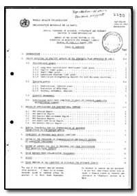 World Health Organization : Year 1985-86... by Special Programme of Research