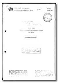 World Health Organization : Year 1985-86... by J. Robey