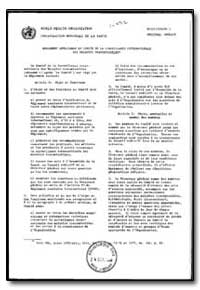 World Health Organization : Year 1985-86... by Committee On International Surveillance of Communi...