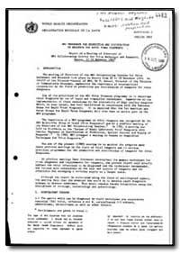 World Health Organization : Year 1985-86... by M. Arita