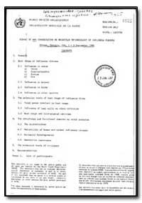 World Health Organization : Year 1985-86... by D. Alexander