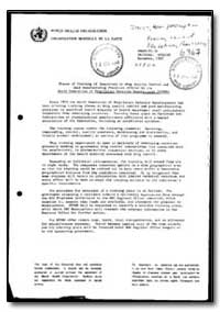 World Health Organization : Year 1985-86... by World Federation of Proprietary Medicine Manufactu...