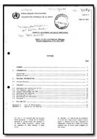 World Health Organization : Year 1985-86... by Ben Aziza