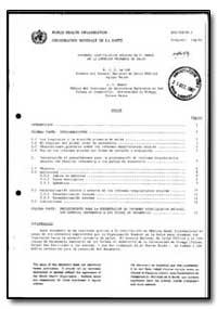 World Health Organization : Year 1985-86... by Milton I. Roemer, Dr.
