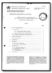 World Health Organization : Year 1985-86... by S. Andrade, Dr.