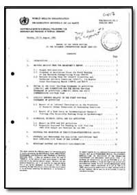 World Health Organization : Year 1985-86... by A. O. Lucas