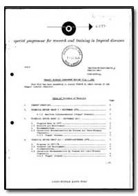 World Health Organization : Year 1985-86... by Undp, World Bank